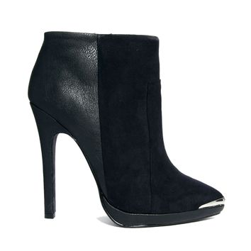 London Rebel Tobago Ankle Boots -