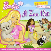 Barbie I Can Be...A Vet Book