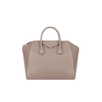 Givenchy Medium Sugar Antigona in Heather Grey | FWRD