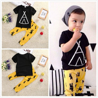 Newborn sport suits baby boy clothes