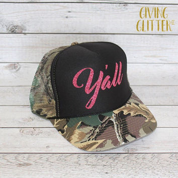 Y'all // Trucker Hat