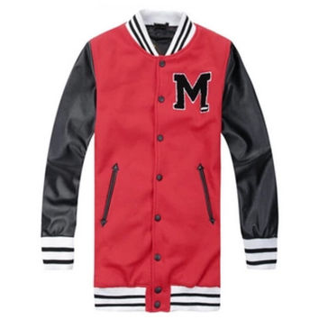 Urban M Letterman Jacket