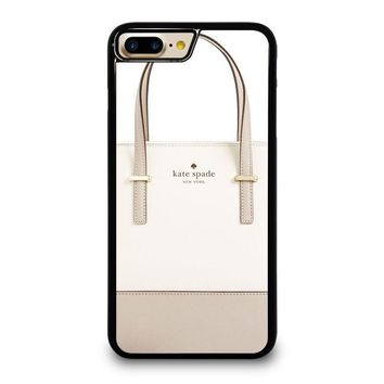 KATE SPADE NEW YORK TOTE iPhone 4/4S 5/5S/SE 5C 6/6S 7 8 Plus X Case