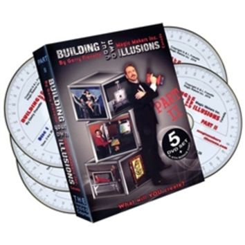 Building Your Own Illusions Part 2 (6 DVD set) - Gerry Frenette