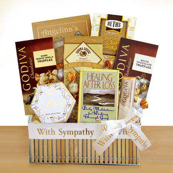 The Healing & Hope Sympathy Basket