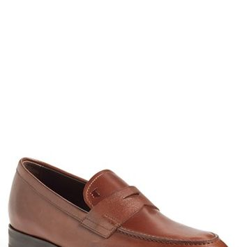 Men's Tod's 'Moccassino' Penny Loafer,