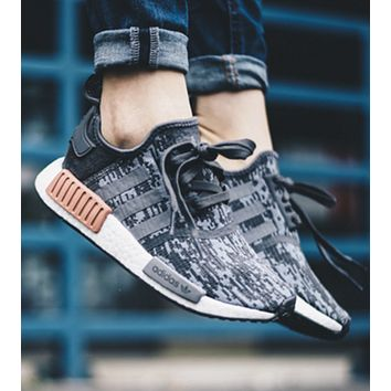 adidas NMD R_1 Boost Sport Casual Shoes
