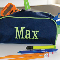 Personalized Pencil Case for Back to School