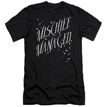 Harry Potter - Mischief Managed 4 Short Sleeve Adult 30/1 Shirt Officially Licensed T-Shirt