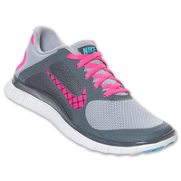 Women's Nike Free 4.0 Swoosh Running Shoes