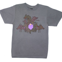 LSP Wolves - Adventure Time Sheer T-shirt - MyTeeSpot - Your T-shirt Store