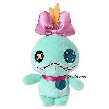"Licensed cool Disney Store Animators Collection Lilo & Stitch: Scrump 8"" Plush Toy Doll NEW"