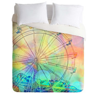 Lisa Argyropoulos The Dream Weaver Duvet Cover
