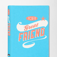 Urban Outfitters - For A Great Friend By Summersdale
