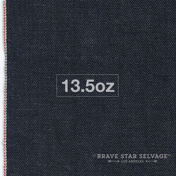The True Straight 13.5oz Selvage