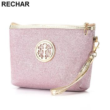 Fashion  Portable Travel Cosmetic Bag Women Casual Ladies Cosmetic Bags Makeup Pouch Neceser Toiletry Organizer Case Pouch