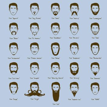 Facial Hair Club For Men