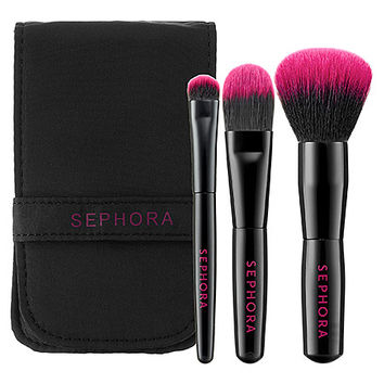 SEPHORA COLLECTION Travel Essential Brush Set
