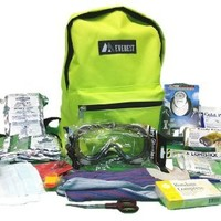 Survival Backpack for Disaster Preparedness