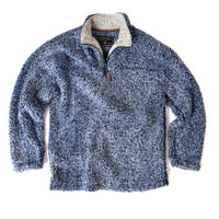 True Grit | Frosty Tipped Pullover- Carriages