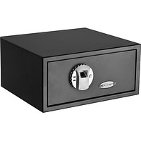 Fingerprint Recognition Handgun Pistol Gun Safe Valuables Jewelry Important Documents