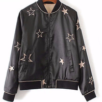 Wish Upon A Star Bomber Jacket