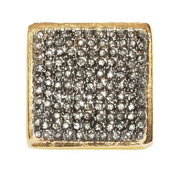 Vince Camuto Resin Pave Ring
