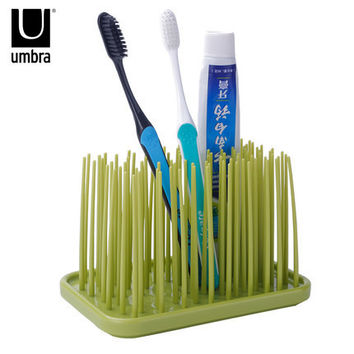 Teethbrush Rack Set Stylish Simple Design Couple Storage Home Decor [4918289476]