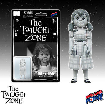 The Twilight Zone 3 3/4-inch Figure Talky Tina (Living Doll)