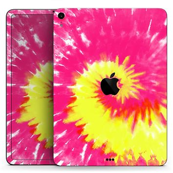 """Spiral Tie Dye V2 - Full Body Skin Decal for the Apple iPad Pro 12.9"""", 11"""", 10.5"""", 9.7"""", Air or Mini (All Models Available)"""