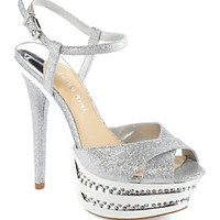 Gianni Bini Glam Platform Dress Sandals | Dillard's Mobile