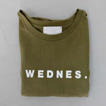 CHEESEDAL<BR>Everyday Tee