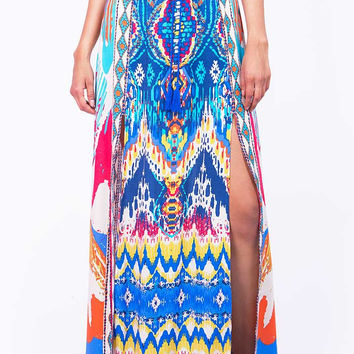 Lost City Maxi Skirt