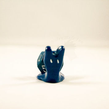 Dice Guardian Snail with 12 Sided Die Shell