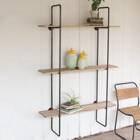 Dakota Open Wall Shelf