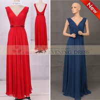 Promotion adding Order Wholesaler Red Chiffon| Wedding Dress Backless Long Red| Prom Dress |2014 Made in China, View Prom Dresses, Choiyes Prom Dress Product Details from Chaozhou Choiyes Evening Dress Co., Ltd. on Alibaba.com