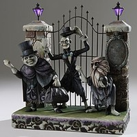 The Hitchhiking Ghosts Figurine by Jim Shore | Disney Store