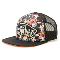 Vans x ASPCA Beach Girl Dog Trucker Hat
