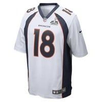 Nike Store. NFL Super Bowl Denver Broncos (Peyton Manning) Men's Football Game Jersey