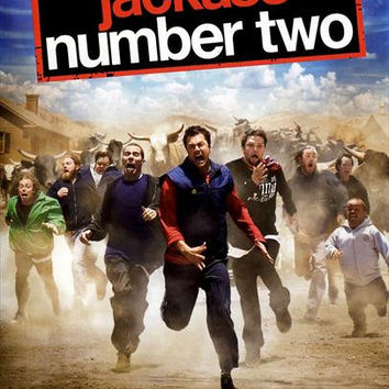 Jackass: Number Two 11x17 Movie Poster (2006)