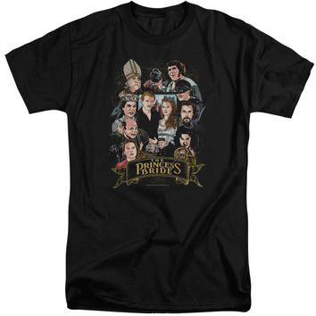 Princess Bride - Timeless Short Sleeve Adult Tall Shirt Officially Licensed T-Shirt