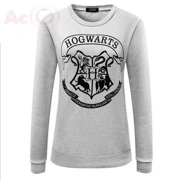 Harri Potter Hoodies unisex Harry's Sweatshirt for Boys and Girls Hogwarts Sweatshirts homme