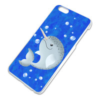 Gnarly Narwhal iPhone 6 Plus Slim Fit Case