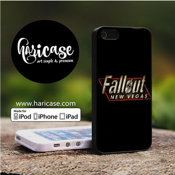 New Fallout 4 Logo iPhone 5 | 5S | SE Cases haricase.com