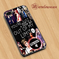 Five Second Of Summer photo custom case for all phone case