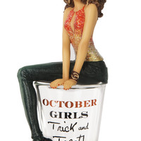 October Girls Trick and Treat! Shot Glass by Hiccup