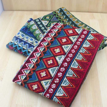 ethnic indian cotton linen knit apparel sewing & fabric fabrics for patchwork printing materials textile felt fabric cloth dolls