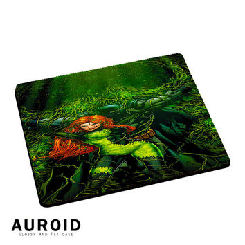 Batman And Poison Ivy Mousepad Mouse Pads Auroid