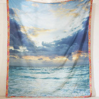 Plum & Bow Sky Circle Tapestry | Urban Outfitters