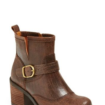 Women's Lucky Brand 'Ninnah' Leather Boot